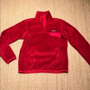 Women's 1/4 snap pullover